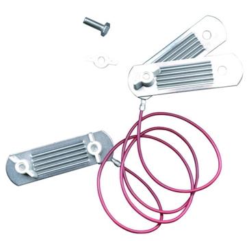 Zareba Polytape Connector to Energizer Connector PATE-Z