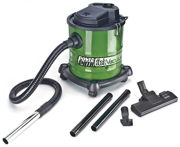 PowerSmith 10-amp 3-Gallon Metal Ash Vacuum