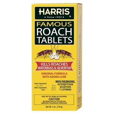 P.F. Harris Famous Roach Tablets 6oz