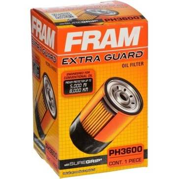 Fram Extra Guard Oil Filter PH3600