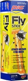 pic Jumbo Flystick Cylinder Fly Trap