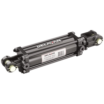 "Delavan 3"" x 12"" Hydraulic Cylinder Without Stop PML3012-125"