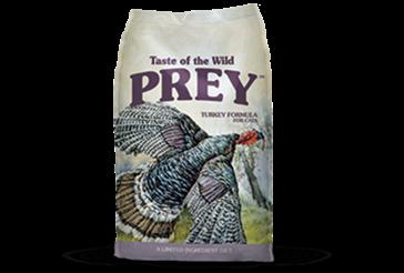 Taste of the Wild Prey Turkey  Dry Cat Food