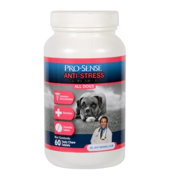 Pro Sense Anti-Stress Calming Tabs 60ct
