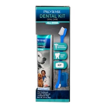 Pro Sense Canine Dental Starter Kit P-82617