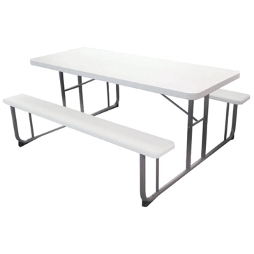 FJK 6ft Picnic Table 13-0453