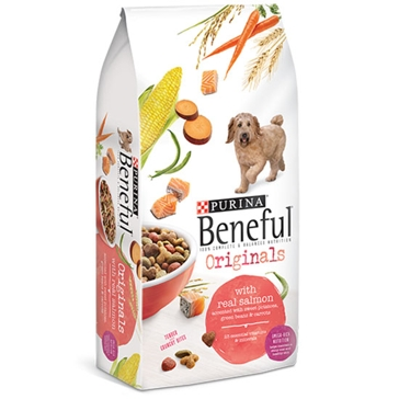 Purina Beneful Originals with Real Salmon Dry Dog Food