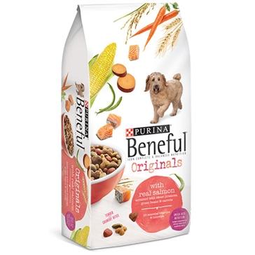 Purina Beneful Originals with Real Salmon Dry Dog Food