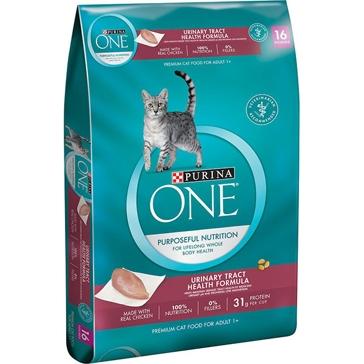 Purina One Urinary Tract Health Premium Dry Cat Food