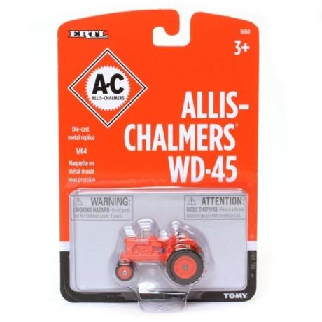 Ertl 1:64 Allis Chalmers WD-45 Tractor