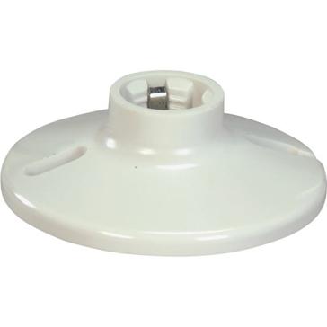 Cooper Plastic Keyless Lamp Holder S1174-SP