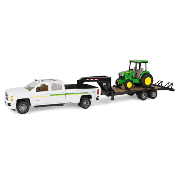 John Deere Dealership Truck & Tractor 1:16