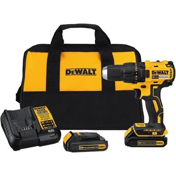 DeWalt 20V MAX Lithium Ion Brushless Compact Drill/Driver