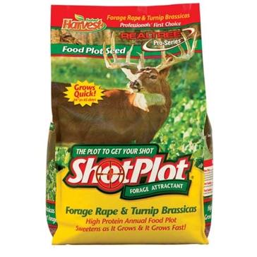 Evolved Harvest ShotPlot Annual Forage