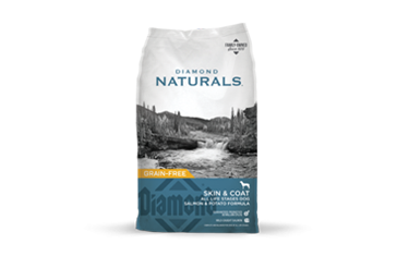 Diamond Naturals Skin & Coat - Salmon & Potato Dog Food