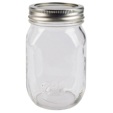 Ball Wide Mouth 32oz Quart Mason Jars
