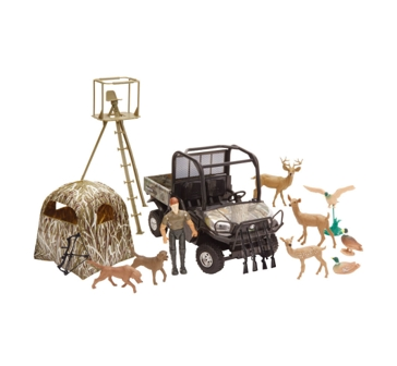 New Ray Kubota UTV Hunting Set