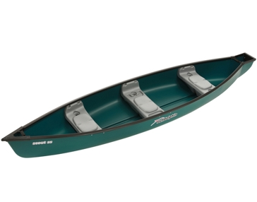 Sun Dolphin Scout 14ft Square Stern Canoe 51131
