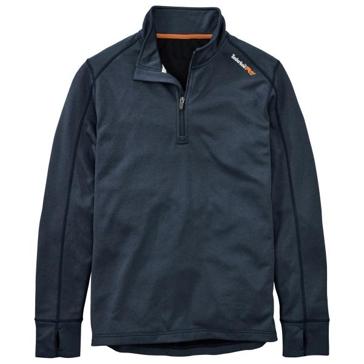 Timberland Pro Understory Fleece 1/4 Zip Long Sleeve Shirt