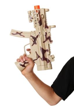 Maxx Action Mini Toy Machine Gun 10826