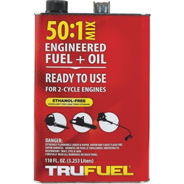 TRUFUEL 50:1 Two Cycle Fuel 110oz