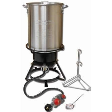 Metal Fusion Turkey Fryer 30 Qt.