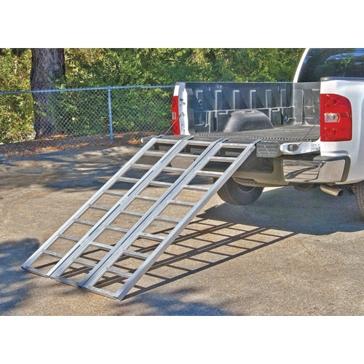 Yukon Tracks Tri-Fold Aluminum ATV Ramp TX-103