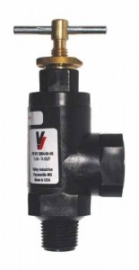 Valley Industries Pressure Relief Valves