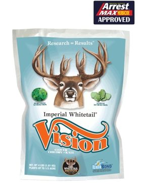 Whitetail Institute Imperial VISION Perennial Mix 4lbs