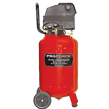 Powermate Pro-Force 20 Gallon Vertical Air Compressor VLF1582019