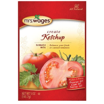 Mrs. Wages Ketchup Tomato Mix 5 oz