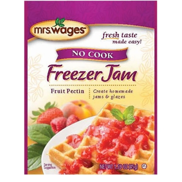 Mrs. Wages No Cook Freezer Jam Fruit Pectin 1.59oz