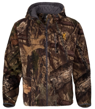 Browning Wasatch Fleece Mossy Oak Break-Up Country Jacket