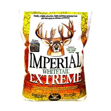 Whitetail Institute Imperial Extreme Perennial Food Plot 5.6lbs