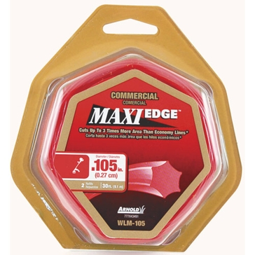 Arnold Maxi Edge Trimmer Line .105x30ft WLM-105