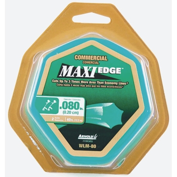 Arnold Maxi Edge Trimmer Line .080x40ft WLM-80