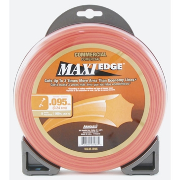 Arnold Maxi Edge Trimmer Line .095x100ft WLM-H95