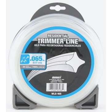 Arnold Residential Trimmer Line .065x460ft WLS-165