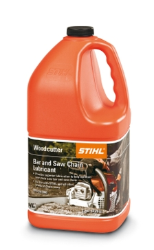 Stihl Woodcutter Bar and Chain Oil 1gal