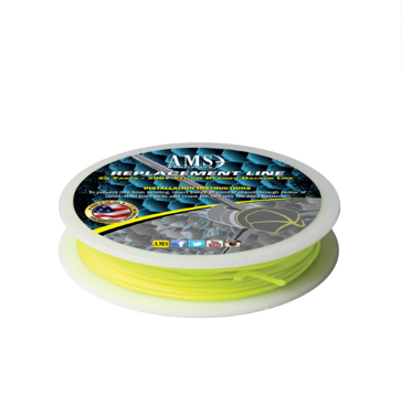Bow Fishing Retreiving Line Yellow