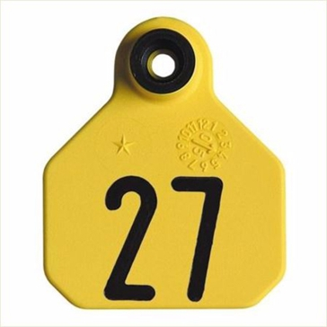 Y-Tex Cattle Identification Mini Ear Tags 2-Piece