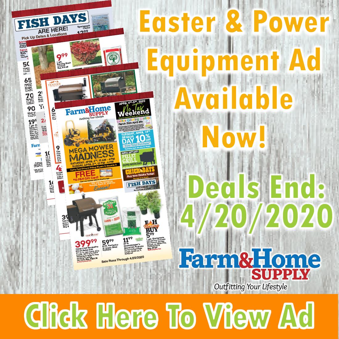 Easter & Power Equipment