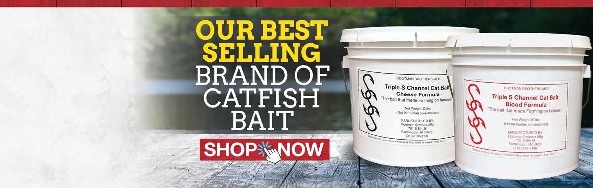 Hootman Catfish Bait