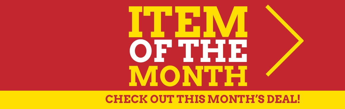 Item of the Month