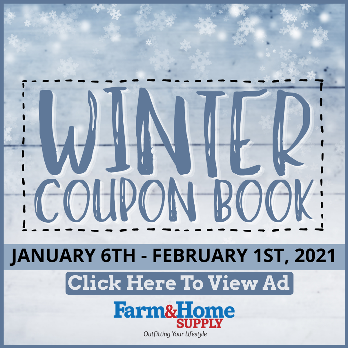 Winter Coupon Book