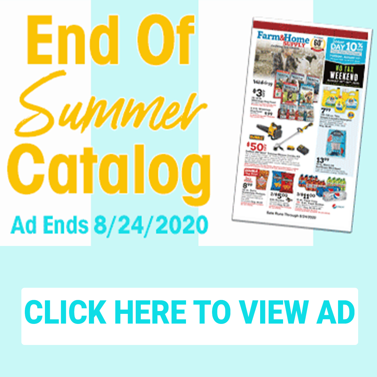 End of Summer Catalog