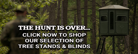 Tree Stands and Blinds