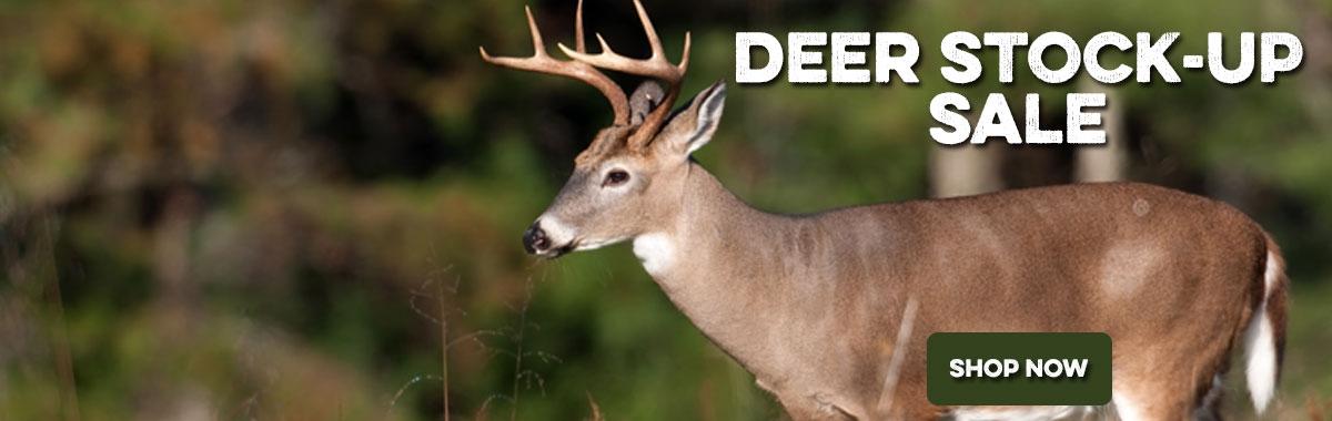 Deer Stock Up