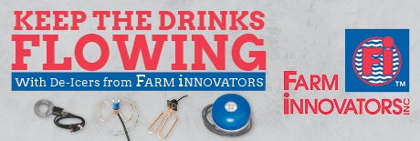 Farm Innovators De-Icers