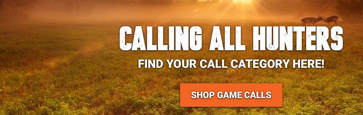 Game Calls